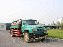 Hongzhou HZZ5160GHY chemical liquid tank truck