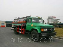 Hongzhou HZZ5162GHY chemical liquid tank truck