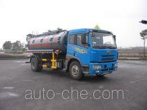Hongzhou HZZ5164GHY chemical liquid tank truck