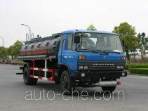Hongzhou HZZ5166GHY chemical liquid tank truck