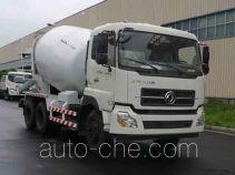 宏宙牌HZZ5250GJBDFA型混凝土搅拌运输车