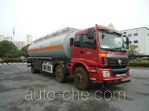Hongzhou HZZ5250GYYM aluminium oil tank truck