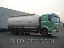 Hongzhou HZZ5251GFLHW low-density bulk powder transport tank truck