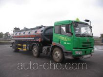 Hongzhou HZZ5251GHY chemical liquid tank truck