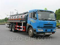Hongzhou HZZ5252GHY chemical liquid tank truck
