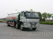 Hongzhou HZZ5254GJY fuel tank truck