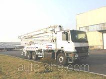 宏宙牌HZZ5260THB型混凝土泵车