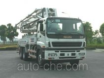 Hongzhou HZZ5270THB concrete pump truck
