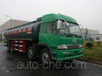 Hongzhou HZZ5300GHY chemical liquid tank truck