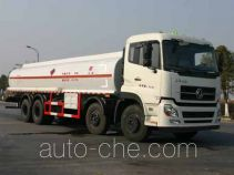 Hongzhou flammable liquid tank truck