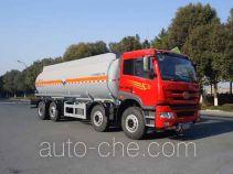 Hongzhou HZZ5311GFW corrosive substance transport tank truck