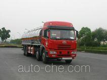 Hongzhou HZZ5311GHY chemical liquid tank truck