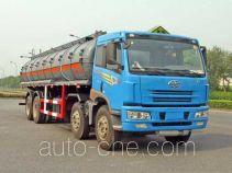 Hongzhou HZZ5312GHY chemical liquid tank truck