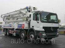 宏宙牌HZZ5330THB型混凝土泵车