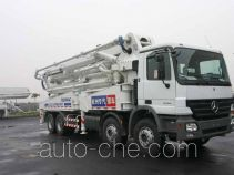 宏宙牌HZZ5390THB型混凝土泵车