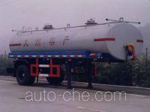 宏宙牌HZZ9140GYY型运油半挂车