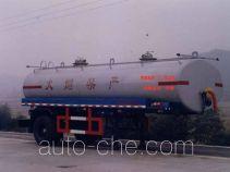 宏宙牌HZZ9170GYY型运油半挂车