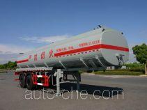 宏宙牌HZZ9230GYY型运油半挂车