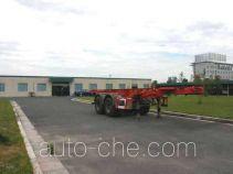 宏宙牌HZZ9280TJZ型集装箱运输半挂车
