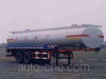 宏宙牌HZZ9290GYY型运油半挂车