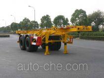 Hongzhou HZZ9340TJZ container transport trailer