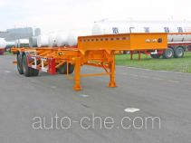 Hongzhou HZZ9341TJZ container transport trailer
