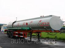 宏宙牌HZZ9350GYY型运油半挂车