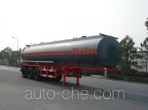 Hongzhou HZZ9400GRY flammable liquid tank trailer