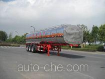 宏宙牌HZZ9400GYY型运油半挂车