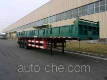 Hongzhou HZZ9400Z side dump trailer