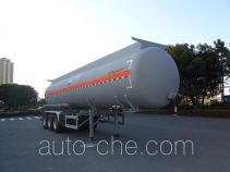 Hongzhou HZZ9401GFW corrosive materials transport tank trailer