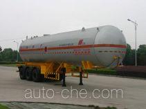 Hongzhou HZZ9401GYQ liquefied gas tank trailer