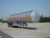 Hongzhou HZZ9401GYYA aluminium oil tank trailer