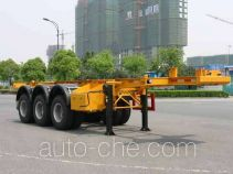 宏宙牌HZZ9401TJZ型集装箱运输半挂车