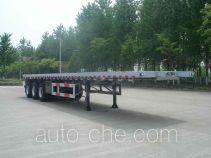 Hongzhou HZZ9401TPB полуприцеп с безбортовой платформой
