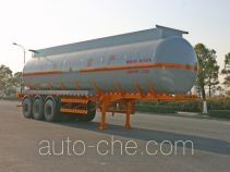 Hongzhou HZZ9402GRY flammable liquid tank trailer