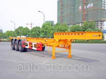Hongzhou HZZ9402TJZ container transport trailer