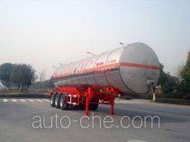 Hongzhou HZZ9403GRY полуприцеп цистерна для легковоспламеняющихся жидкостей