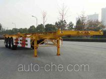 Hongzhou HZZ9403TJZ container transport trailer