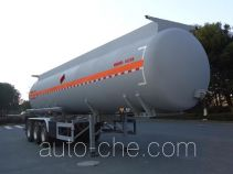 Hongzhou HZZ9404GRY flammable liquid tank trailer