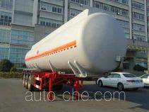 Hongzhou HZZ9406GRY flammable liquid tank trailer