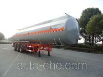 宏宙牌HZZ9406GRYA型易燃液体罐式运输半挂车