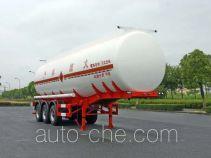 宏宙牌HZZ9407GHY型化工液体运输半挂车