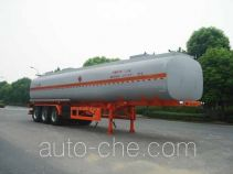 Hongzhou HZZ9408GRYA flammable liquid tank trailer