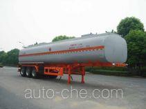 宏宙牌HZZ9408GRYA型易燃液体罐式运输半挂车