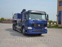 Dalishi JAT5258GXW sewage suction truck