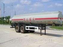 Yongxuan JAT9270GHY chemical liquid tank trailer