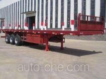 Dalishi JAT9316 flatbed trailer