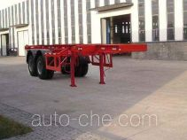 Yongxuan JAT9282TJZ container carrier vehicle