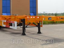 Dalishi JAT9353TJZ container transport trailer